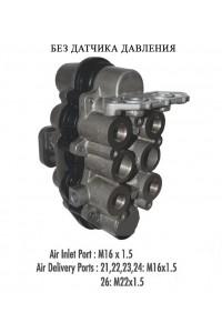 Клапан разгрузочный 4х контурный KR.17.053 (AE4502)