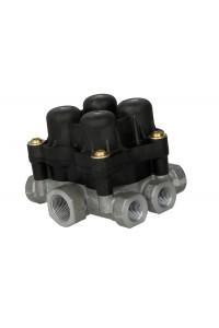 Клапан разгрузочный четырехконтурный 2471-02 (AE4604)