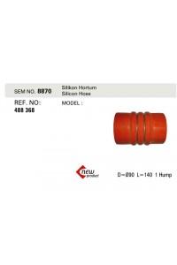 Патрубок интеркулера SEM8870 (488368)
