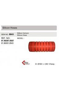 Патрубок интеркулера SEM8843 (81963010587)