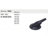 Чехол КПП MAN SEM7602 (81964200324)