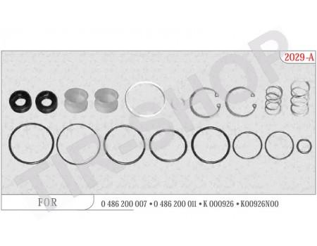 РМК модуля ножного тормоза EBS 2029-A (K039569N50)