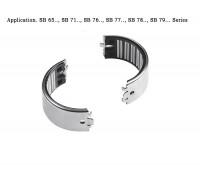 Подшипники суппорта 6007-01 MAY (CKSK14.1)