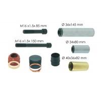 Комплект направляючих супорта 6002-16 (II328090062)