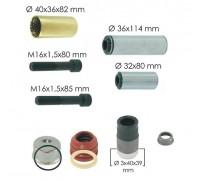 Комплект направляющих суппорта 6002-02 (K000375)