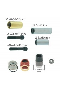 Комплект направляючих супорта 6002-02 (K000375)