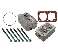 Головка компрессора DAF 160110 (9115048032)