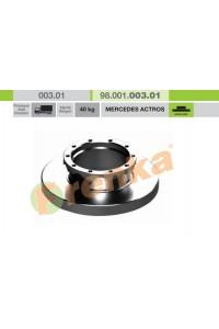 Гальмівний диск MB 98.001.003 (9424230012)