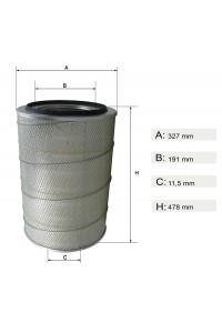 Фильтр воздушный CH1321 (0030947004)