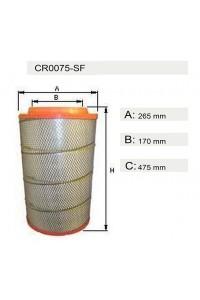 Фильтр воздушный CR0075 (1363024)