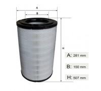 Фильтр воздушный CR0018 (1664524)