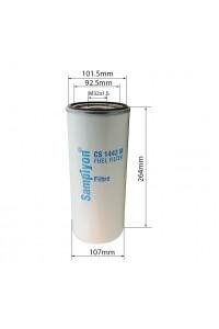 Фільтр паливний CS1443M (7420541381)