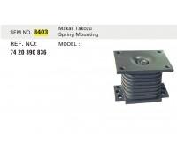 Отбойник рессоры SEM8403 (7420390836)