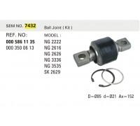 РМК реактивної тяги SEM7432 (0005861135, 0003500613)