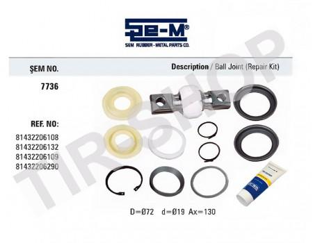 РМК реактивной тяги SEM7736