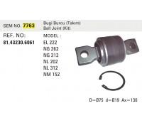 РМК реактивної тяги SEM7763 (81432306061)
