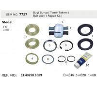 РМК лучевой тяги SEM7727