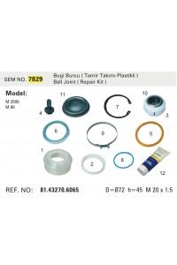 РМК реактивной тяги SEM7829 (81432706065)