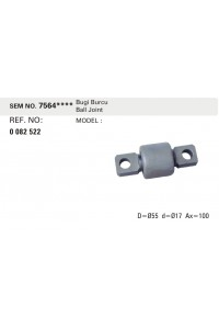 Сайлентблок стабилизатора SEM7564