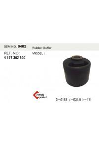 Сайлентблок балансира рессоры SEM9402 (SAF 4177302600)
