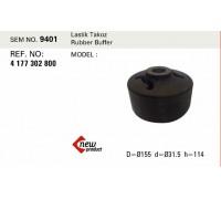 Сайлентблок ресори SEM9401 (SAF 4177302800)