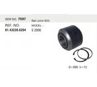 РМК реактивной тяги MAN SEM7597 (81432206204)