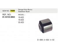 Втулка стабілізатора SEM7689 (81437220063)