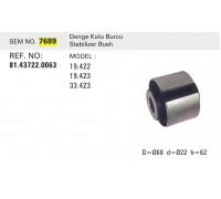 Втулка стабилизатора SEM7689 (81437220063)