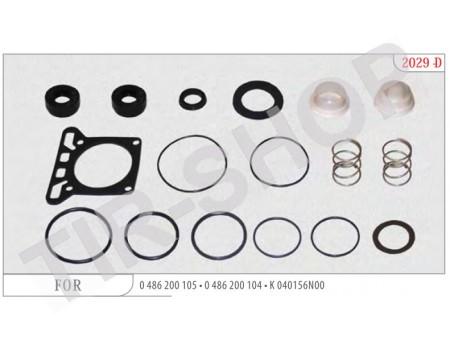 РМК крана тормозного EBS 2029-D (0486200101)