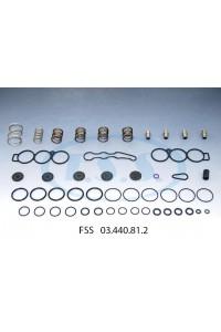 Р/к клапана магнитного ECAS 2491-C (4729000092)